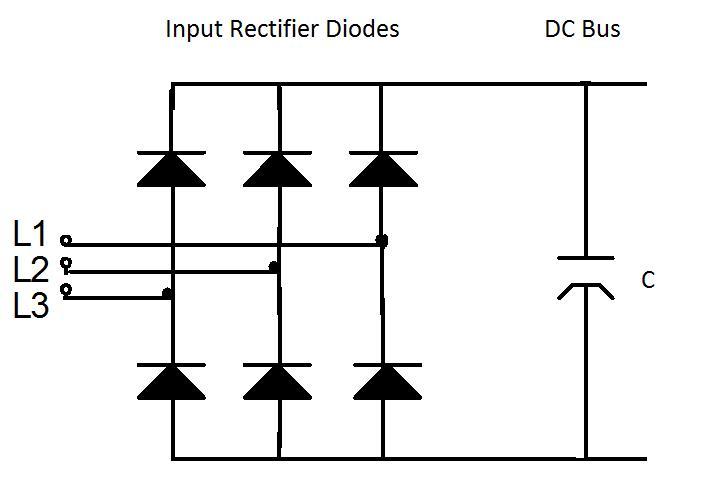 rectifier input