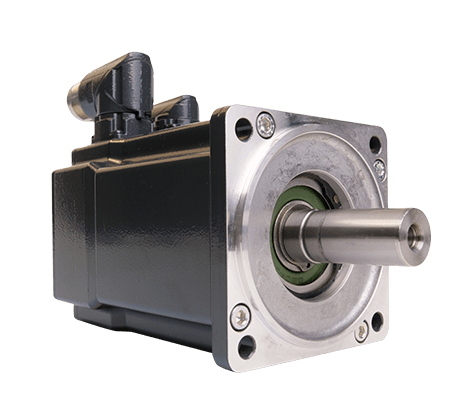 low inertia servo motor