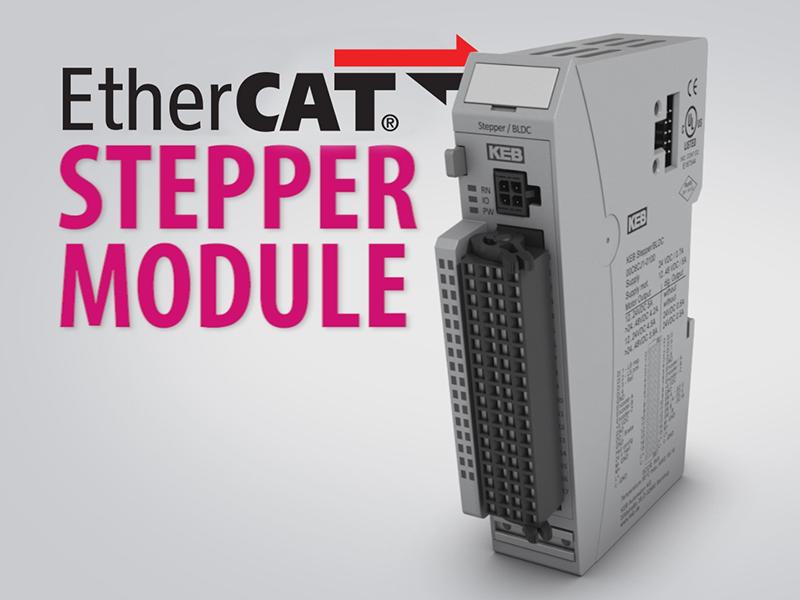 ethercat stepper drive