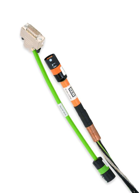 feedback cable connector